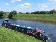 Traditional Style 58ft Narrow Boat