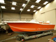 2015 WHITE SHARK 246