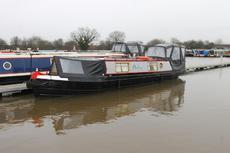 Pheasey, 37ft Cruiser stern narrowboat, 2006, £29,950