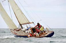 44ft. FLYING THIRTY OCEAN RACER - HUFF of ARKLOW
