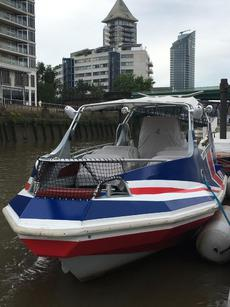 10.5m Aluminium Tourism thrill ride vessel
