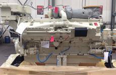 1600 HP CUMMINS KTA50-M2 NEW MARINE ENGINE