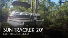 2012 Sun Tracker 18 DLX Bass Buggy