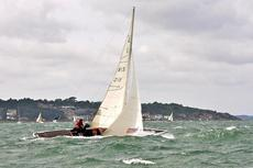 37ft. UNDELL CLASS, 22 SQUARE METRE RACING YACHT