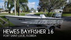 1996 Hewes Bayfisher 16