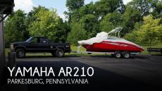 2015 Yamaha AR210
