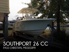 2005 Southport 26 CC