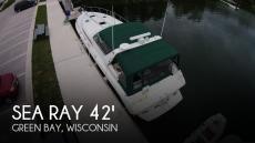 1990 Sea Ray 420 Sundancer