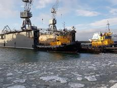 Tug in very good working condition