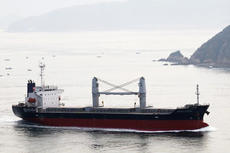 16,765DWT SINGLE DECKER BULKCARRIER FOR SALE