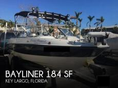 2011 Bayliner 184 SF