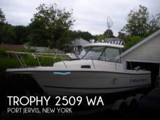 1998 Trophy 2509 WA