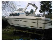 1991 CRANCHI 21 HOLIDAY