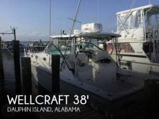 1998 Wellcraft 33 Coastal