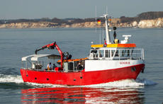 16-m diver- and research vessel for sale - price reduced