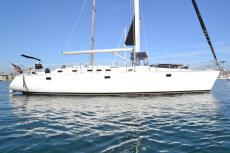 1993 Beneteau 5100 Oceanis