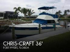 1973 CHRIS CRAFT Commander