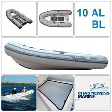 """NEW AB 10 AL BL 10ft 6""""/3.19m Aluminum Tender / RIB WITH Bow Locker"""