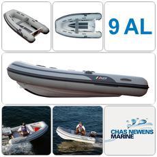 "NEW AB 9 AL 9ft 1"" / 2.76m Aluminum Tender / RIB"