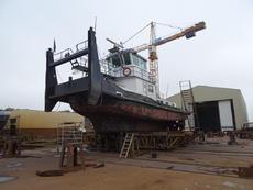 Tug- Pushboat Towbarge