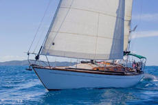 Burns 36 1977 performance cruiser OPEN TO OFFERS!
