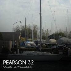 1980 Pearson 32