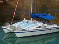 HAVCAT 27 - Danish production catamaran