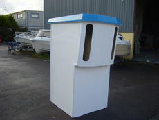 GRP  Wheelhouses for Fishing boats