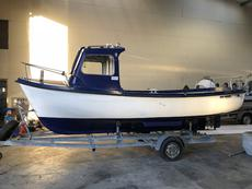 OSM 606 Seamrog Angling Boat REDUCED!!