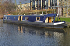 57ft 6in Trad Stern Narrowboat