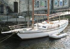 45ft. ENDURANCE SCHOONER - built WINDBOATS, UK 1990