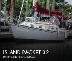 1991 Island Packet 32