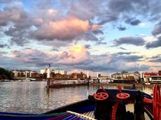 Residential Mooring Rental Putney Thames London