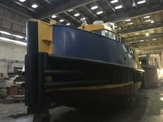 15m Steel workboat