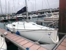 2006 SUN 2500 LIFTING KEEL