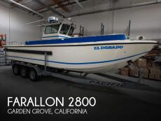 1993 Farallon 2800 Walkaround