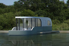 New Floating Homes - Tiny Green