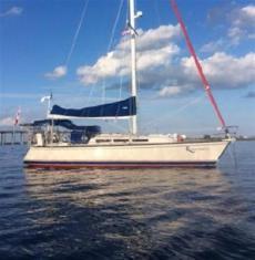 1987 C & C Yachts Express