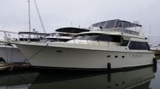 1989 Tollycraft 53 Motor Yacht
