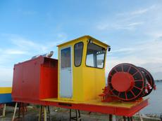 Dredger Dragflow-ideal for sand suction