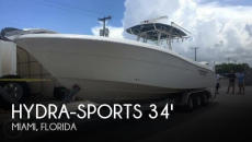 2014 Hydra-Sports Custom 34
