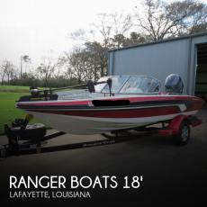 2013 Ranger Boats Reata 186VS