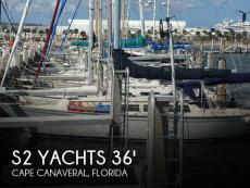 1980 S2 Yachts 11 Meter A