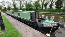 Harmonia 65ft 8% (4 weeks) £5,500