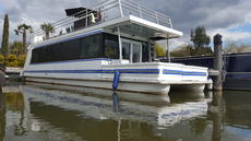 1999 48ft USA Cruising Houseboat