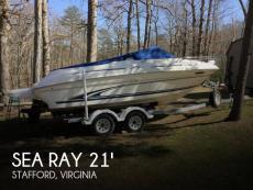 2000 Sea Ray 215 Express Cruiser