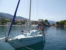 1 5 Share in Sadler 32 Ionian Islands