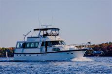 1979 HATTERAS Motor yacht
