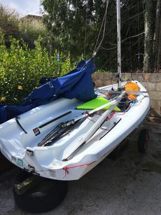 *SSTC* Topper Topaz Vibe Sailing Boat