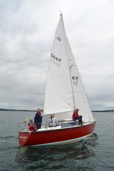 DUFOUR 1800 SAILING CRUISER £5650